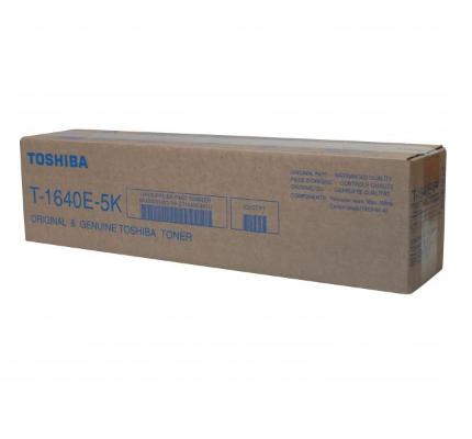 TOSHIBA T-1640E5K TONER NERO
