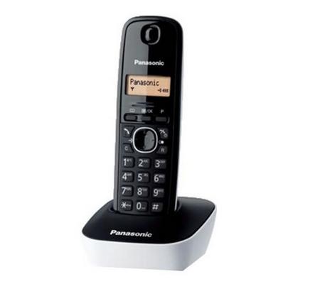 Panasonic Cordless KX-TG1611JTW White