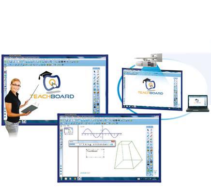Teach Lavagna Interattiva TeachBoard F78