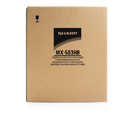 Sharp Mx503hb Vaschetta Recupero Toner