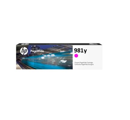 HP L0R14A 981Y TONER MAGENTA PAGEWIDE