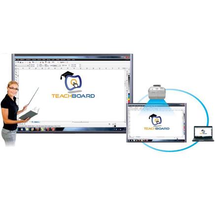 Teach Lavagna Interattiva TeachBoard D78
