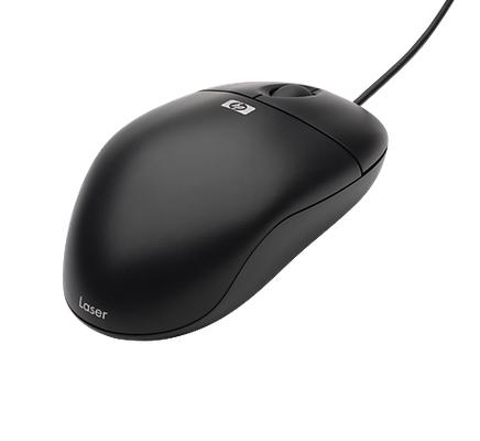HP mouse 3 pulsanti