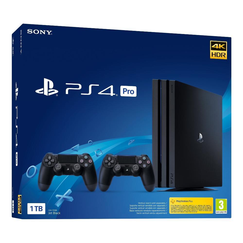 SONY PS4 PRO GAMMA 1TB + DS4 V2