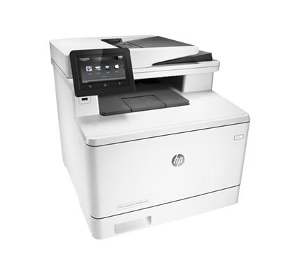 HP Multi.Color LaserJet Pro MFP M477fnw*