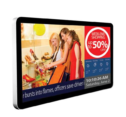 Smartmedia Monitor LFD 32 Full HD