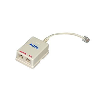 LINK FILTRO/SDOPPIATORE ADSL2 PRESE RJ11