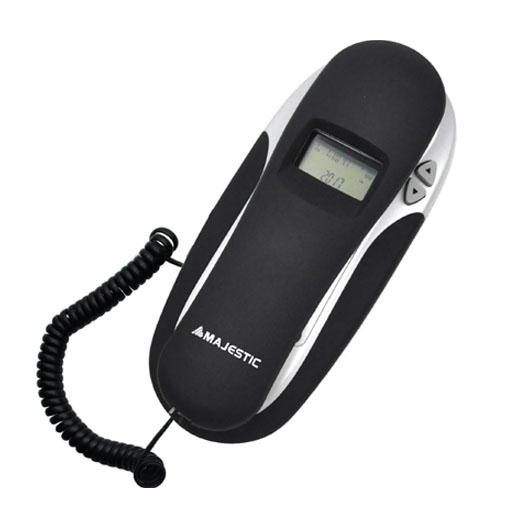 MAJESTIC TELEFONO FISSO MAX-251 BK