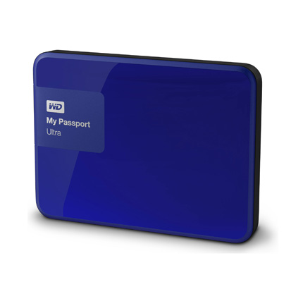 Western My Passport Ultra 2.5 2Tb Blu