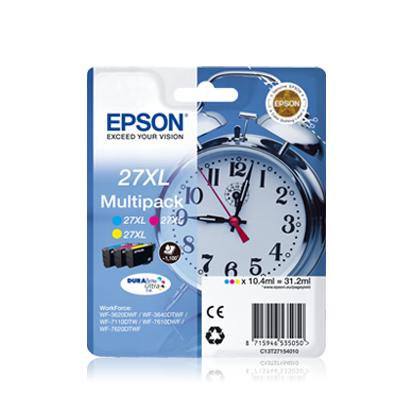Epson Wf7110 54012 Ink Jet Multipack Xl