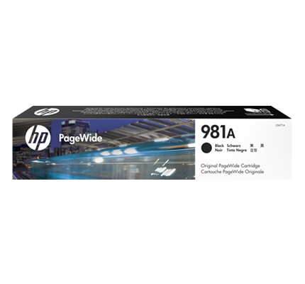 HP J3M71A 981A TONER NERO PAGEWIDE