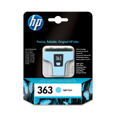 Hp C8774ee N363 Ink Jet Ciano Chiaro
