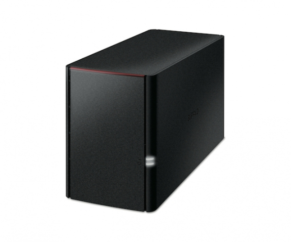 Buffalo LS 220 NAS 2TB NAS 2x 1TB HDD 11
