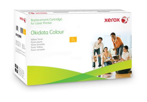 XEROX COMP 44318605 TONER GIALLO XRC