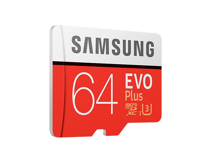 SAMSUNG MICRO SD HC 64GB