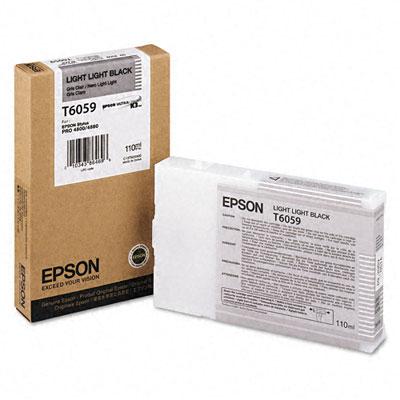 EPSON SP4800 T605900 BK LIGHTLIGHT (N) #