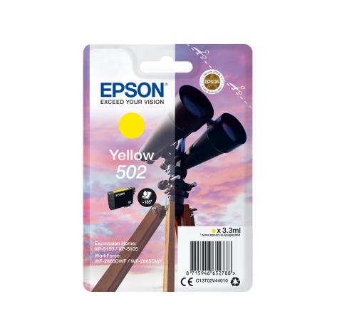 EPSON 502 T02V44010 INK JET GIALLO