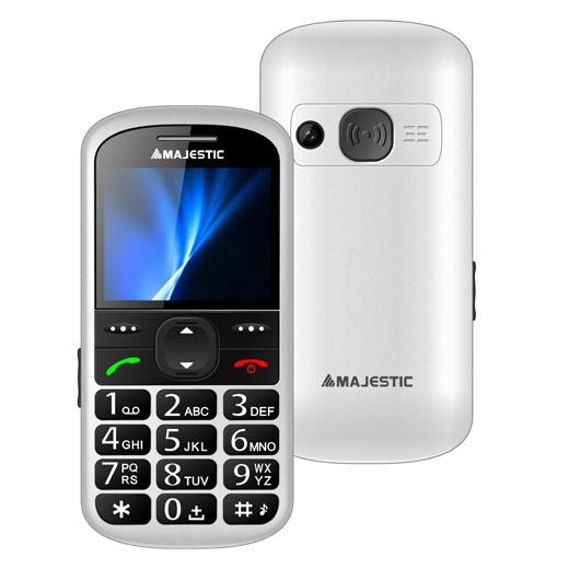 MAJESTIC SENIOR PHONE TLF-SILENO 31 WH