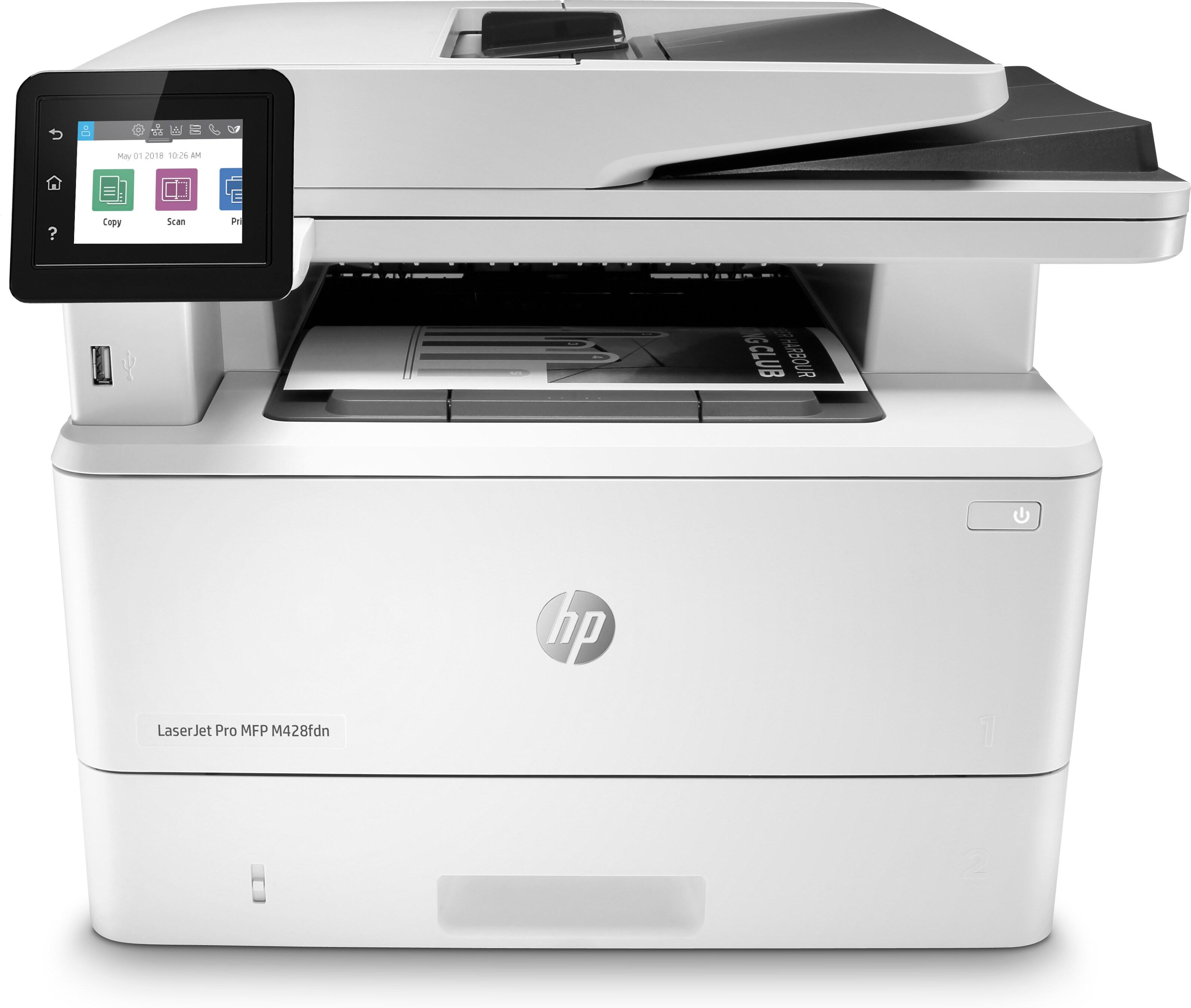 HP Multifunzione LaserJet Pro M428fdn