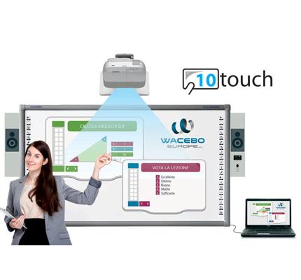 Teach Lavagna Interattiva TeachBoard T86