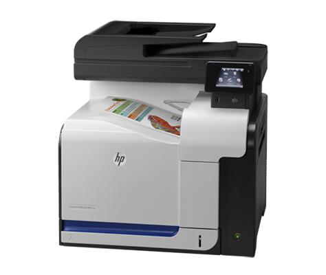 HP Multifunzione LaserJet M570dn