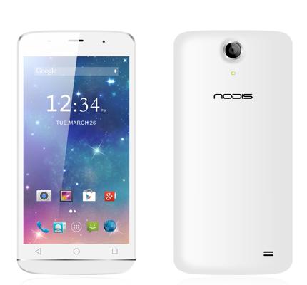 Nodis Smartphone ND-505WH 5 QC 2SIM