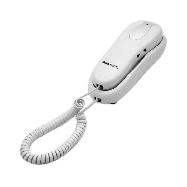 MAJESTIC TELEFONO FISSO MAX-250 WH