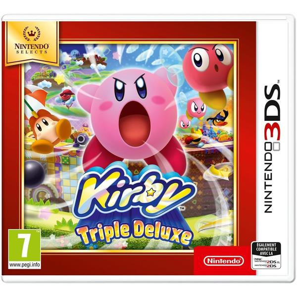 NINTENDO 3DS Kirby Triple Deluxe Select