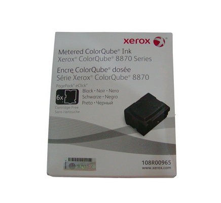 XEROX CQ 8870M TONER NERO 6PZ []