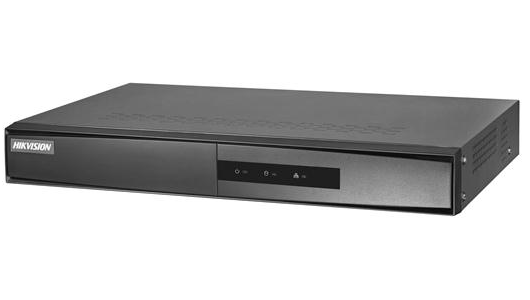HIKVISION NVR 4CH 4K+1HDD 1TB VIDEO