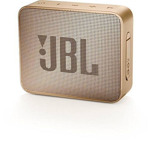 JBL AUDIO SPEAKERS - GO2 CHAMPAGNE
