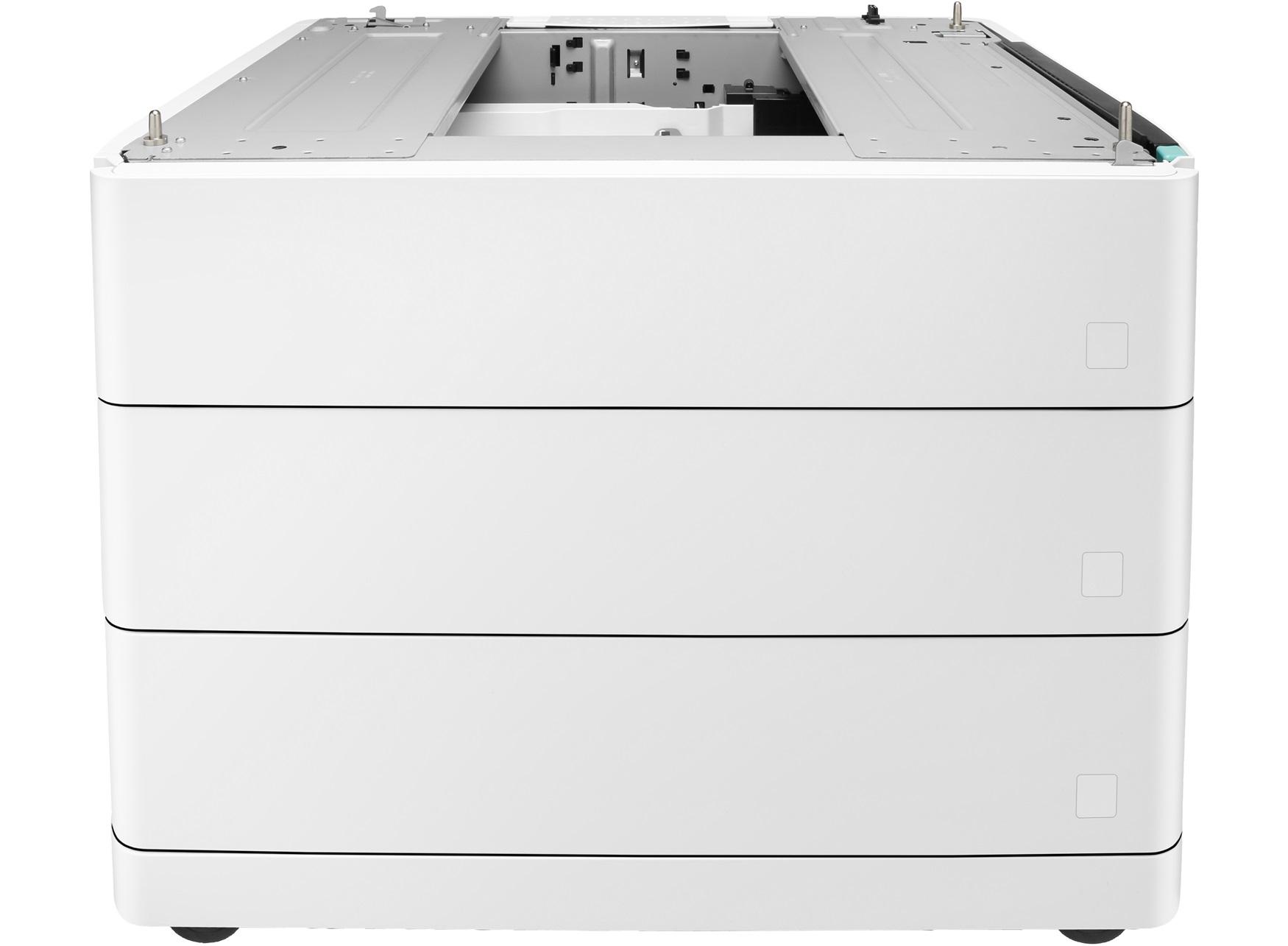 HP Vassoio Carta da 3x550 fogli