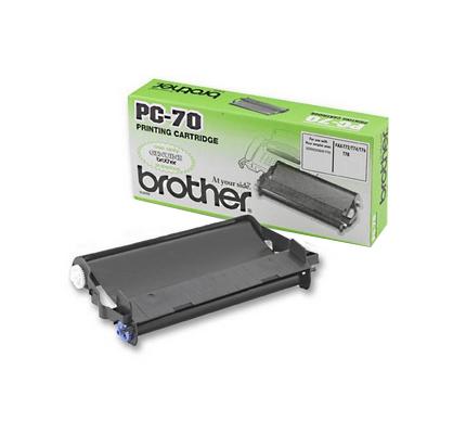 BROTHER PC-70 NASTRO NERO TTR