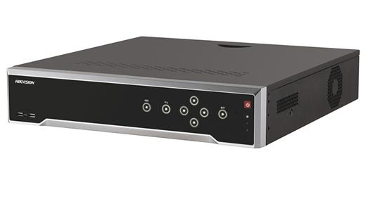 HIKVISION NVR 8CH 1*HDD 2TB VIDEO