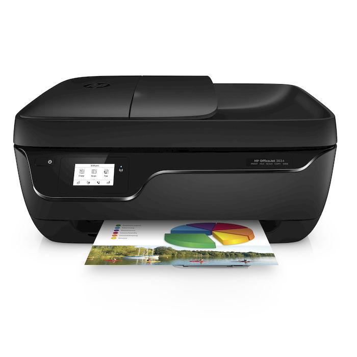 HP Multifunzione OfficeJet Pro 3833