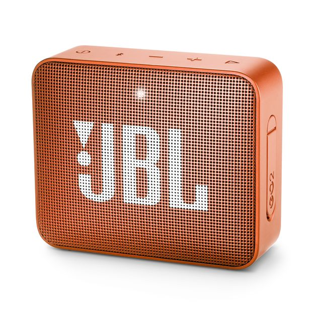 JBL AUDIO SPEAKERS - GO2 ORANGE