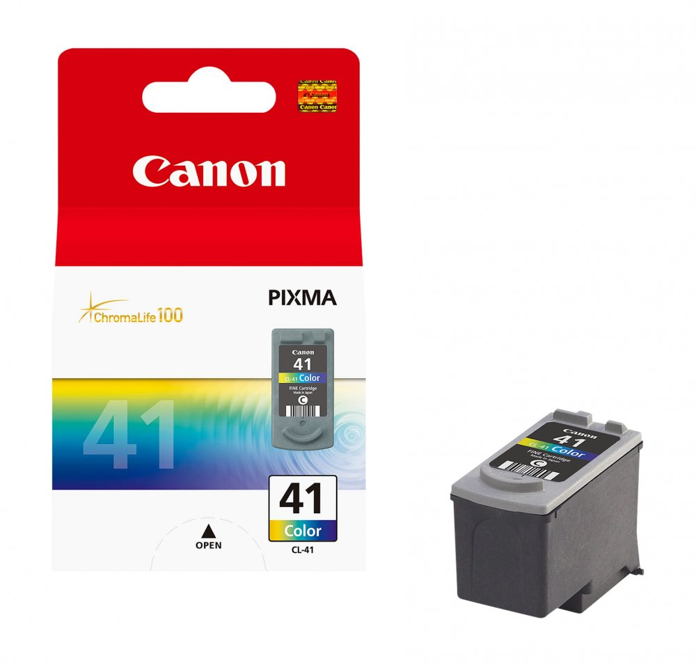 Canon Cl-41 Ink Jet Colore Blister (x)