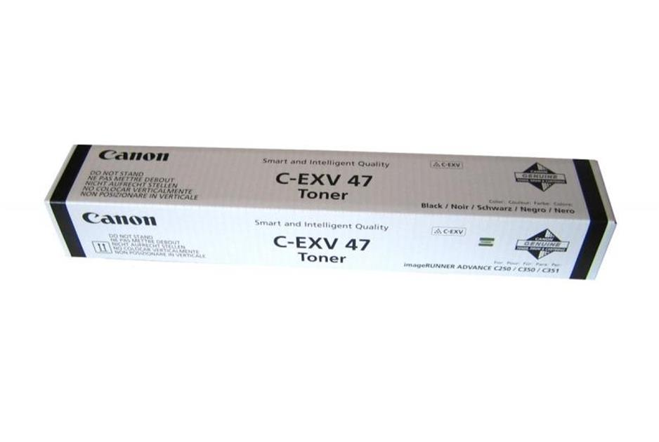 CANON C-EXV 47 TONER BK (C)
