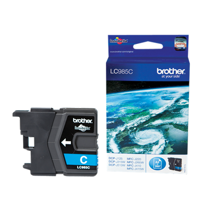 BROTHER LC-985C INK JET CIANO