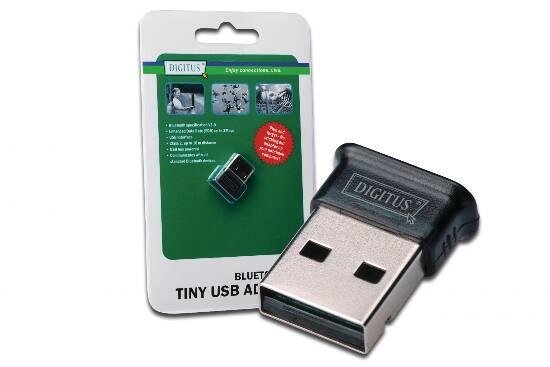 DIGITUS MINI ADATTATORE USB BLUETOOTH4.0