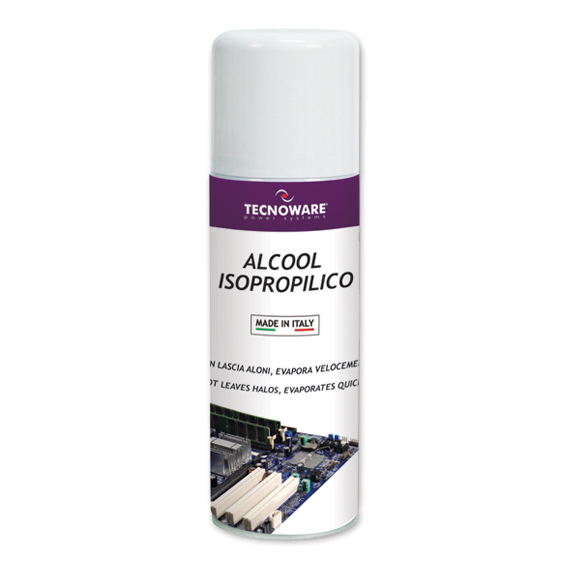 Tecnoware ALCOOL ISOPROPILICO spray 200l