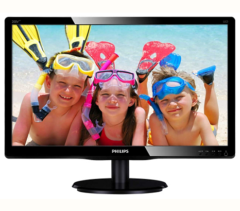 PHILIPS MONITOR LED 24