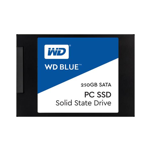 WESTERN DIGITAL HD SSD 250GB