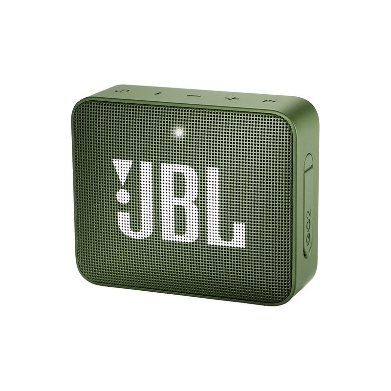 JBL AUDIO SPEAKERS - GO2 GREEN