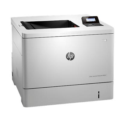 HP Stampante Color LaserJet Ent. M553n