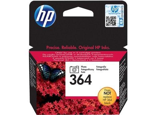 HP CB317EE N364 INK JET FOTO NERO