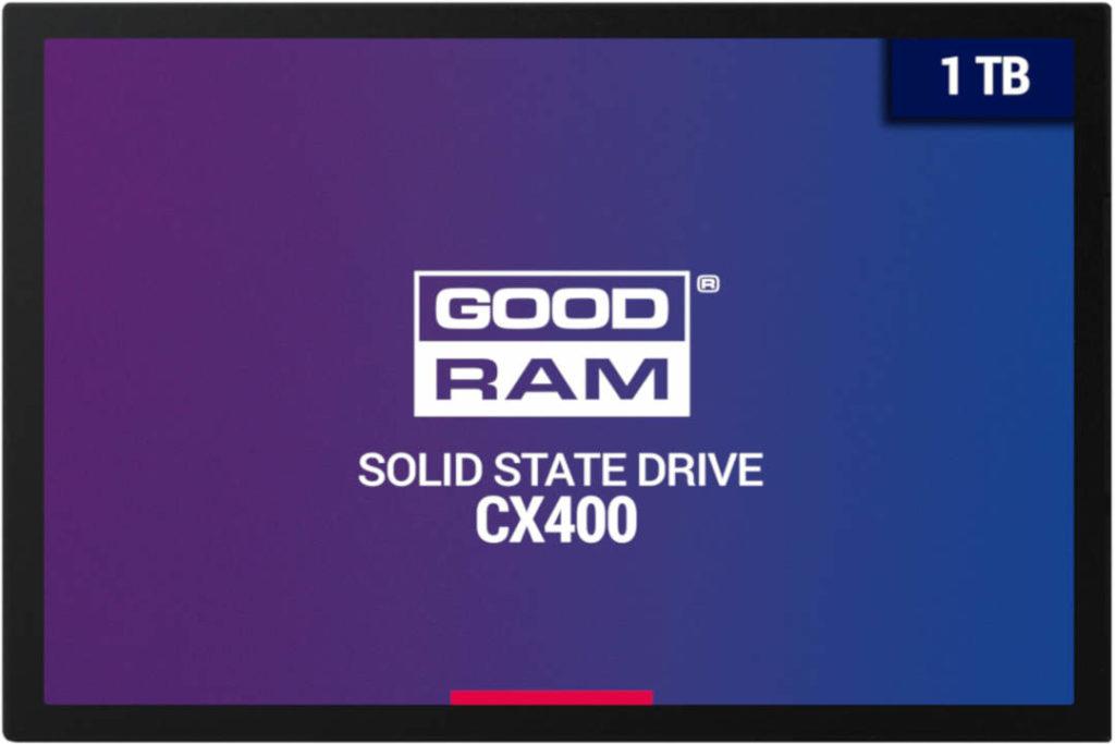 GOODRAM SSD 1TB SATA III 2,5 RETAIL