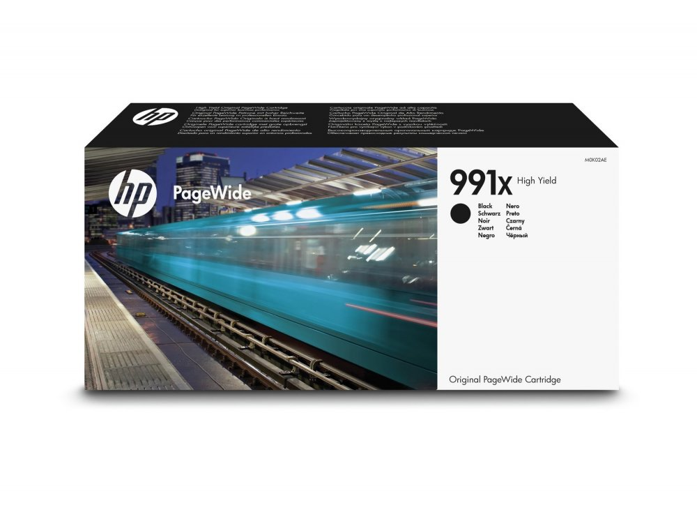 HP F6T77AE HP 991X INK NERO PAGEWIDE