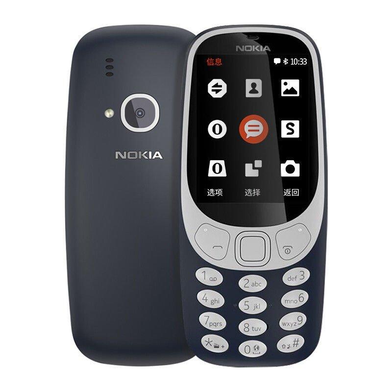 NOKIA 3310 Dark Blue TIM