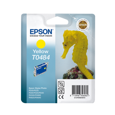 Epson Spr200 T04844020 Ink Jet Giallo